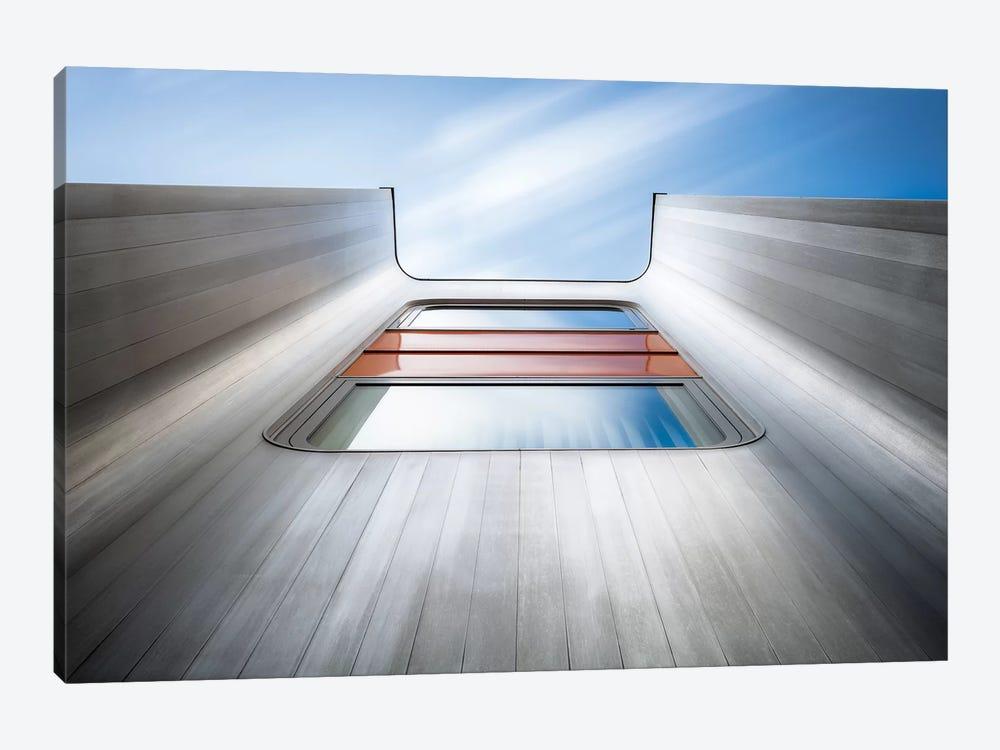 |_____| by Hervé Loire 1-piece Canvas Art Print