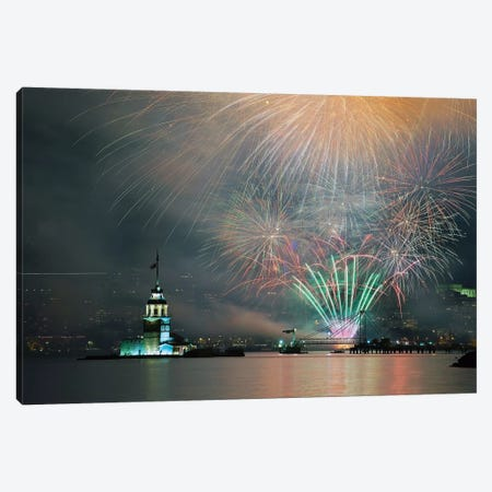 Celebration Canvas Print #OXM3573} by ibrahim Canakci Canvas Art Print