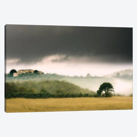 Sunrise Canvas Print #OXM3585} by Ivan Bertusi Art Print