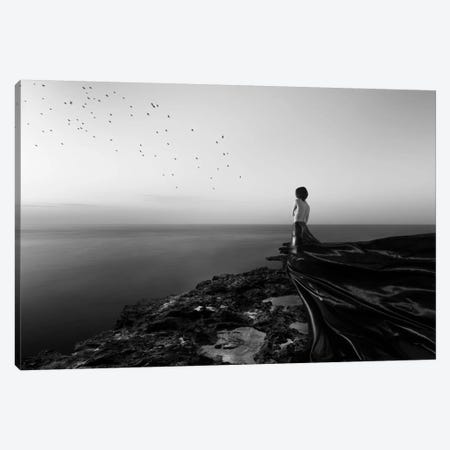Princess Of The Sea Canvas Print #OXM359} by Patrick Odorizzi Canvas Artwork