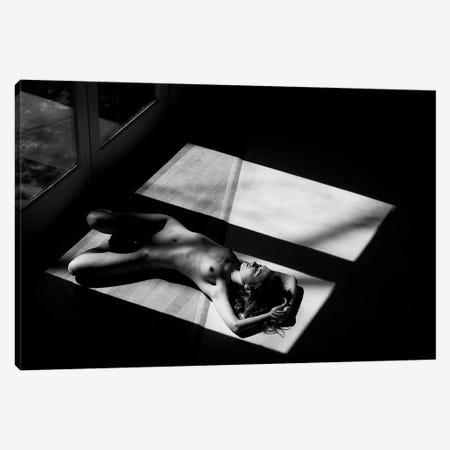 Half Canvas Print #OXM3602} by JAE Art Print