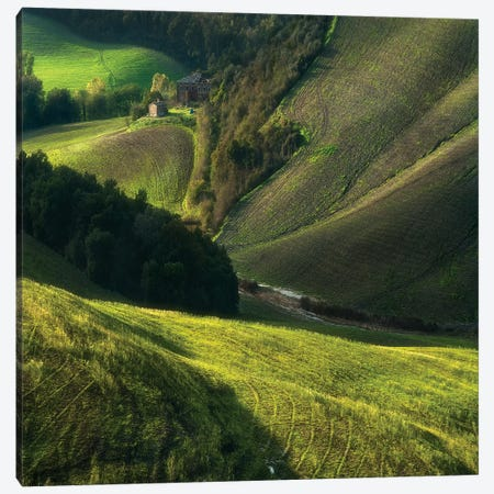 Crete Senses/Tuscany Canvas Print #OXM3610} by Jarek Pawlak Canvas Art