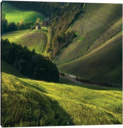 Crete Senses/Tuscany Canvas Art Print