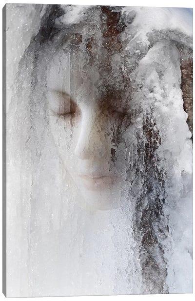 Ice Queen Canvas Art Print