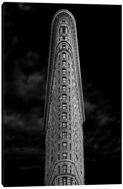 Flatiron Canvas Art Print