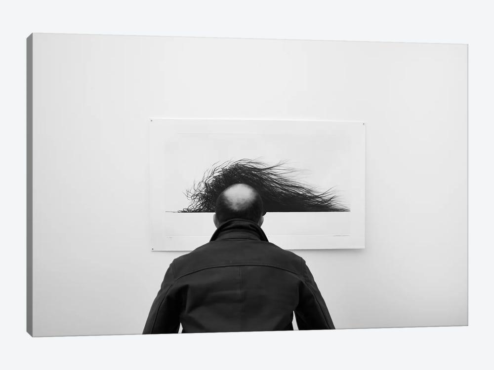 Wig by Jorge Pena 1-piece Canvas Print