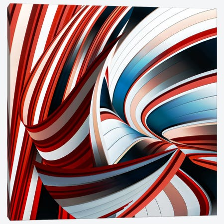 Passione Annodata Canvas Print #OXM365} by Gilbert Claes Canvas Art