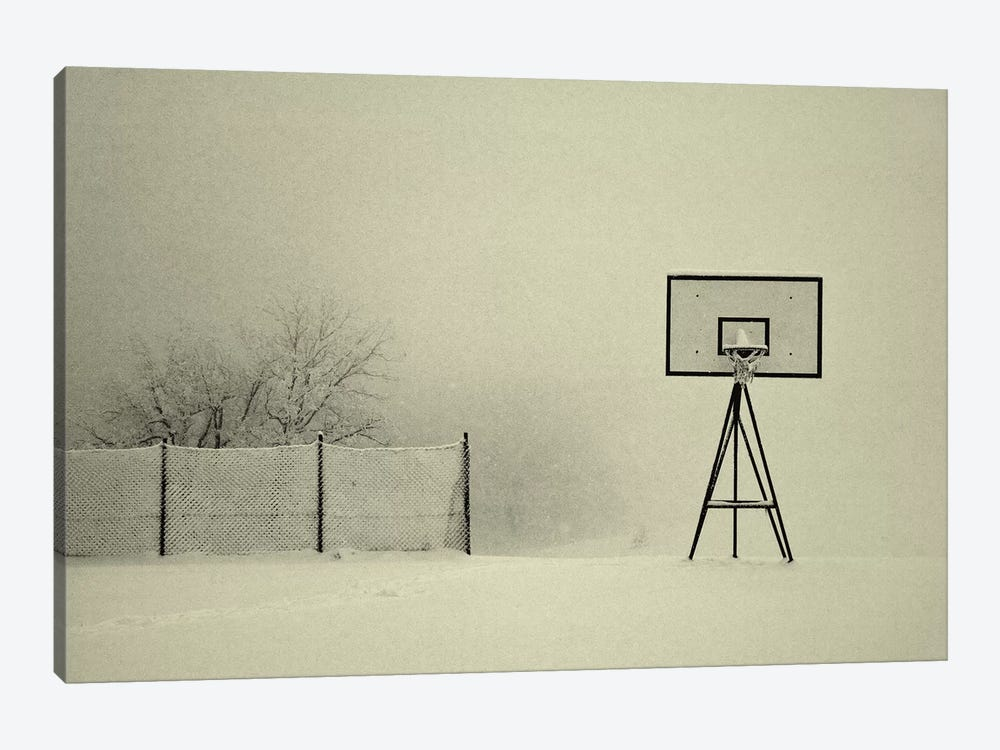 Winter Playground by Jure Kravanja 1-piece Canvas Print