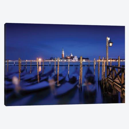 San Giorgio Maggiore Island, Venice Canvas Print #OXM3679} by Karen Deakin Canvas Art