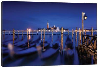 San Giorgio Maggiore Island, Venice Canvas Art Print