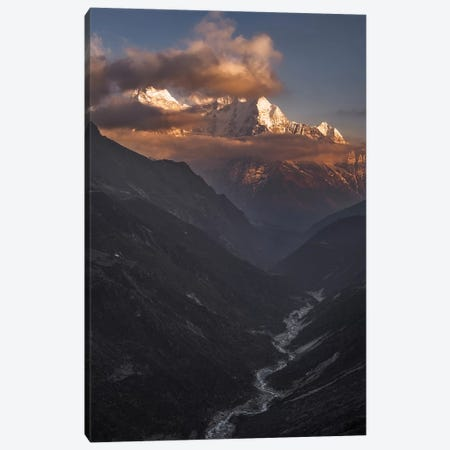 High Above Canvas Print #OXM3683} by Karsten Wrobel Art Print