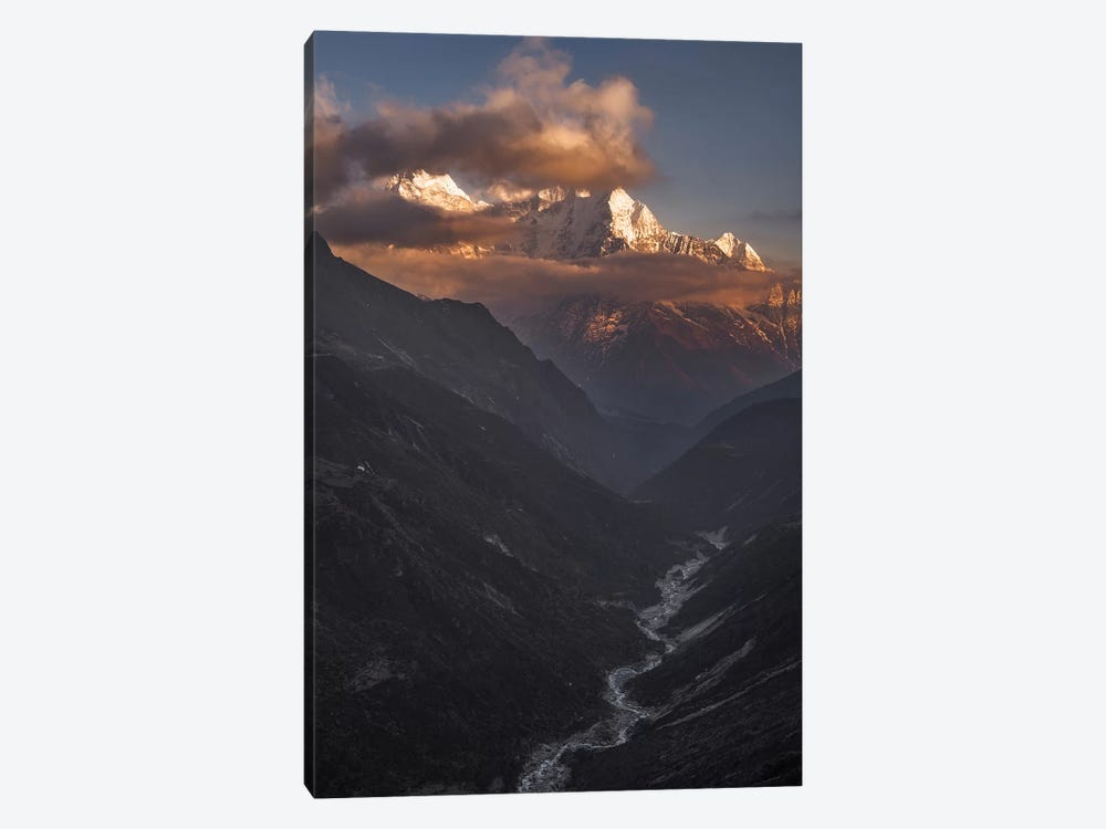 High Above by Karsten Wrobel 1-piece Canvas Wall Art