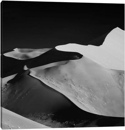 Abstract Dunes Canvas Art Print