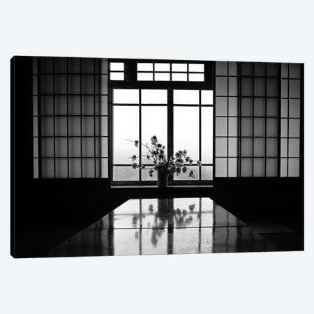 Untitled 3-Piece Canvas #OXM3706} by Koji Sugimoto Canvas Art Print