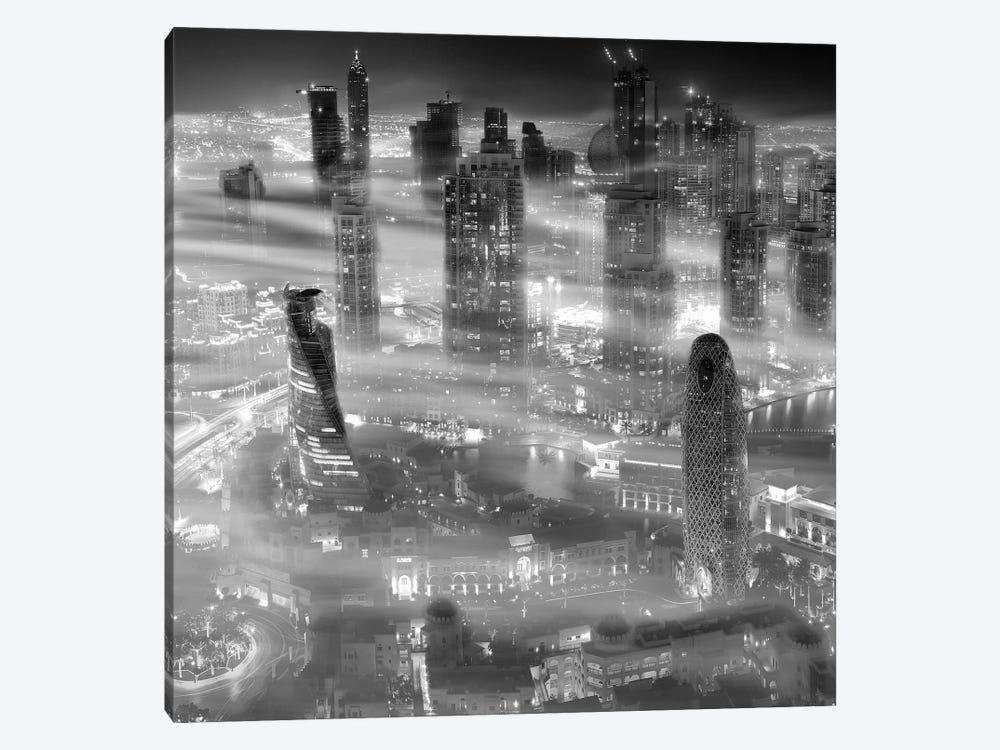 Misty by Koji Tajima 1-piece Canvas Print