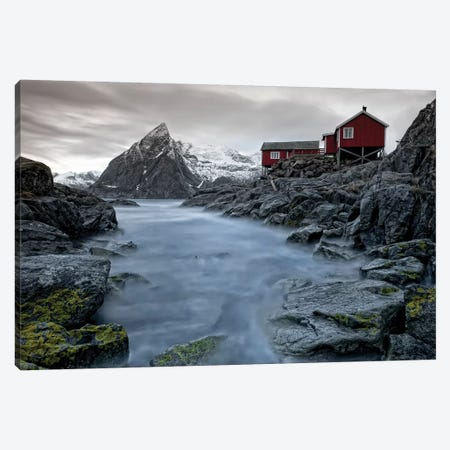 Living Norway Canvas Print #OXM3739} by Liloni Luca Canvas Print