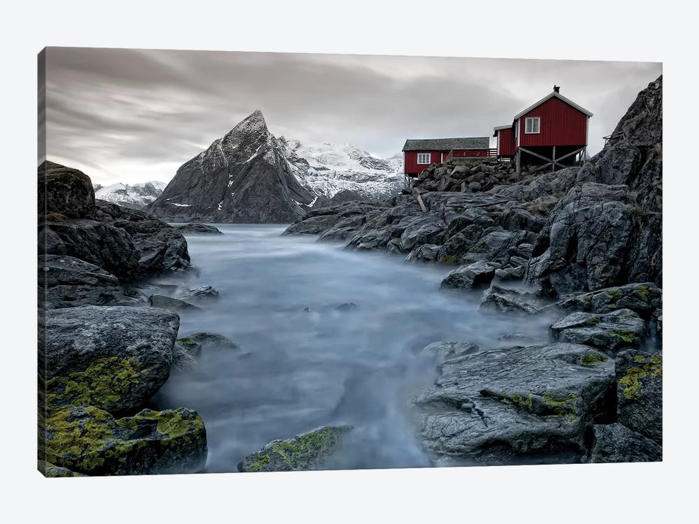 Living Norway by Liloni Luca 1-piece Canvas Art
