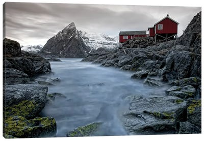 Living Norway Canvas Art Print