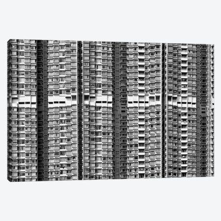 Living In A Box Canvas Print #OXM374} by Stefan Schilbe Art Print