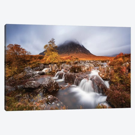 Autumn In The Glencoe Canvas Print #OXM3752} by Luigi Ruoppolo Canvas Art Print