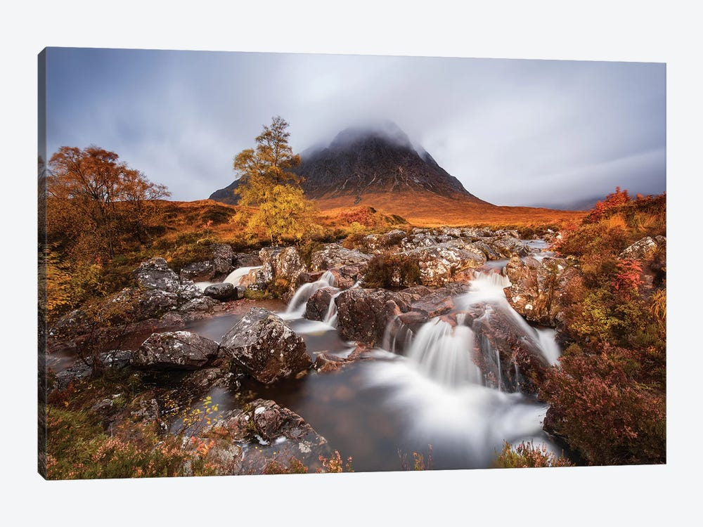 Autumn In The Glencoe by Luigi Ruoppolo 1-piece Art Print