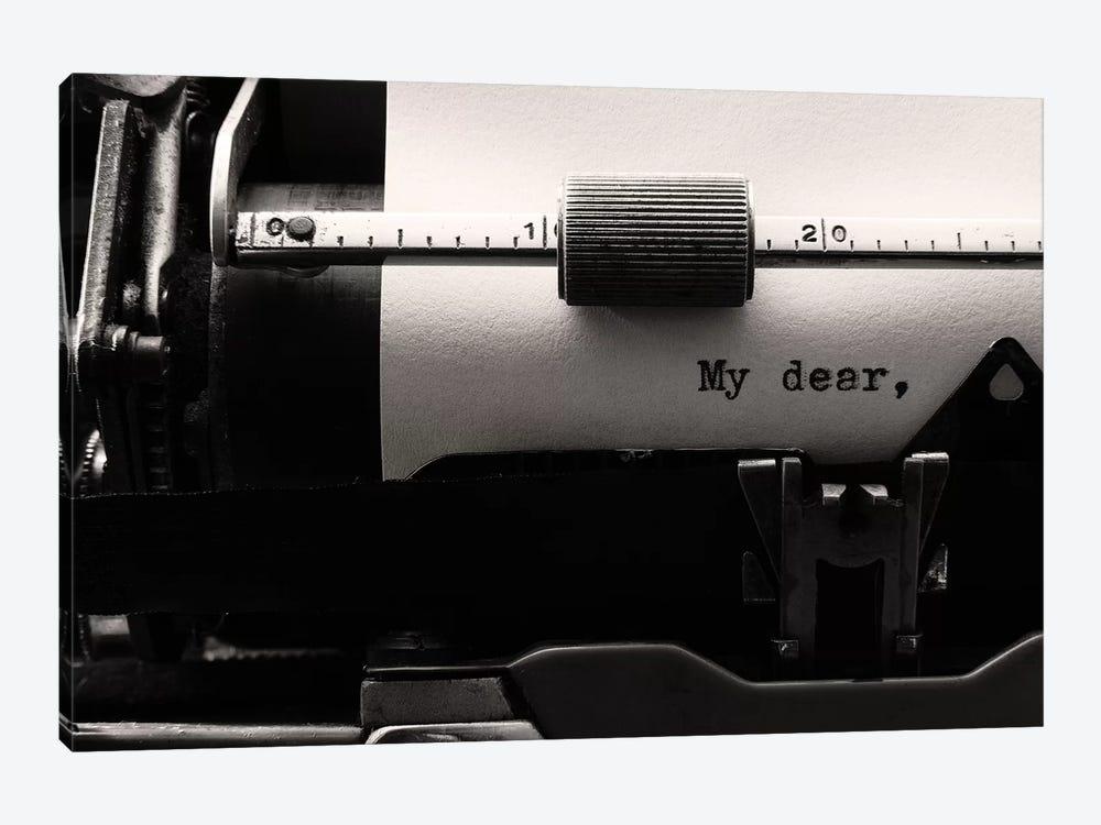 My Dear by Luiz Laercio 1-piece Art Print