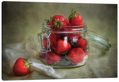 Tastes Of Summer Canvas Art Print