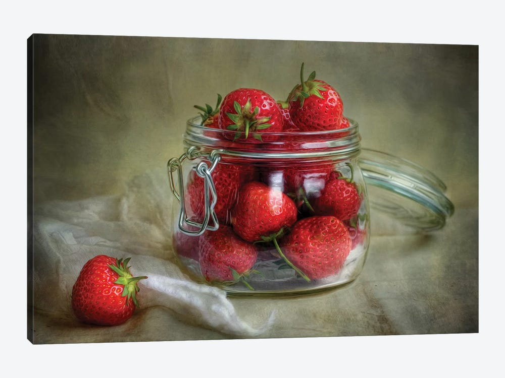 Tastes Of Summer by Mandy Disher 1-piece Canvas Art