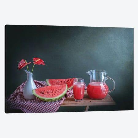Refreshing Canvas Print #OXM3780} by Margareth Perfoncio Canvas Art
