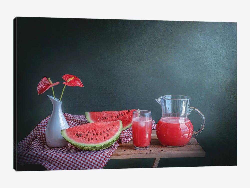 Refreshing by Margareth Perfoncio 1-piece Canvas Art