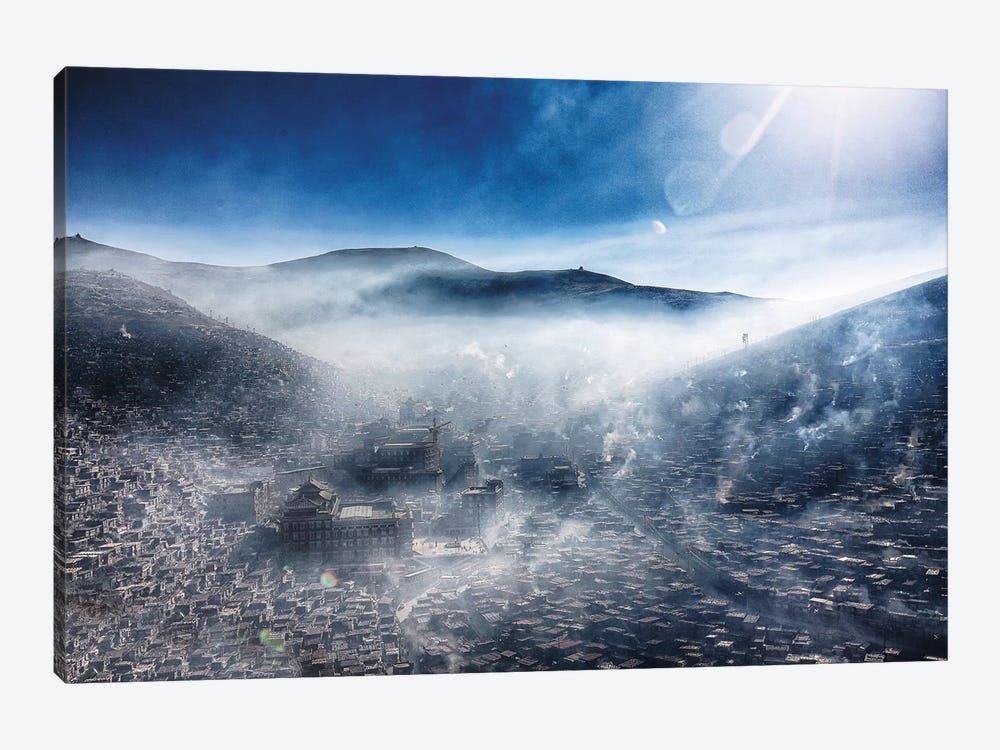 Good Morning, Loose by Markxing 1-piece Canvas Print