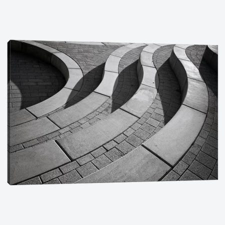 Curves Canvas Print #OXM379} by Henk van Maastricht Canvas Artwork