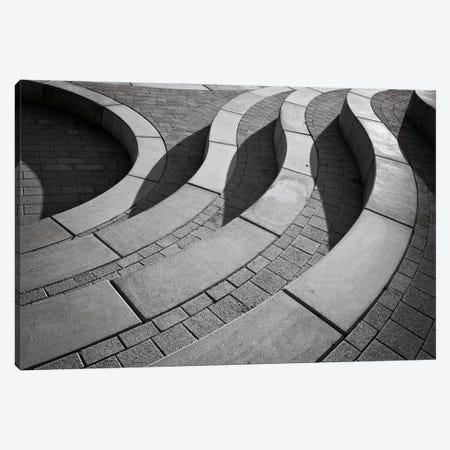Curves Canvas Print #OXM379} by Henk van Maastricht Canvas Artwork