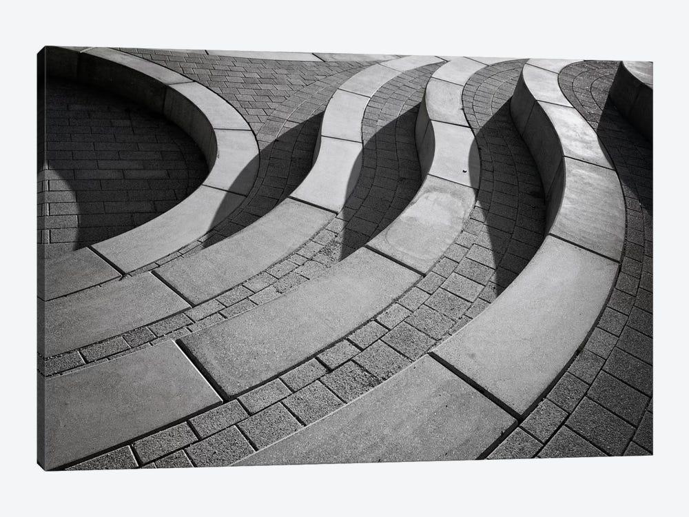 Curves by Henk van Maastricht 1-piece Canvas Art Print