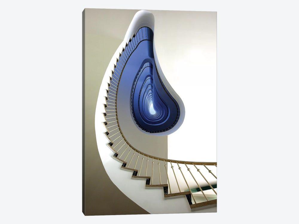 Infinity Steps by Martin Widlund 1-piece Canvas Art Print