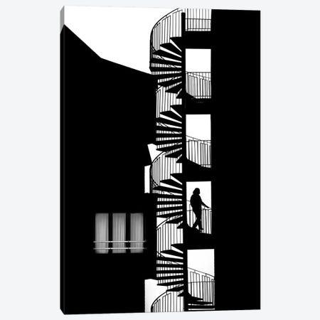 Silhouette Canvas Print #OXM3817} by Massimo Della Latta Art Print