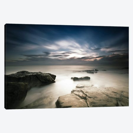 Morning Breaks Canvas Print #OXM3830} by Mel Brackstone Canvas Wall Art