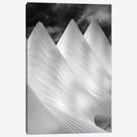 Three Summits Canvas Print #OXM3840} by Michiel Hageman Canvas Art Print