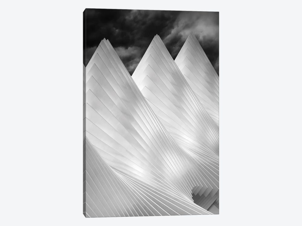 Three Summits by Michiel Hageman 1-piece Canvas Art