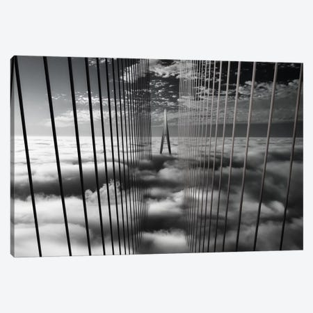Ethereal Land Mark Canvas Print #OXM386} by Dr. Akira Takaue Canvas Wall Art