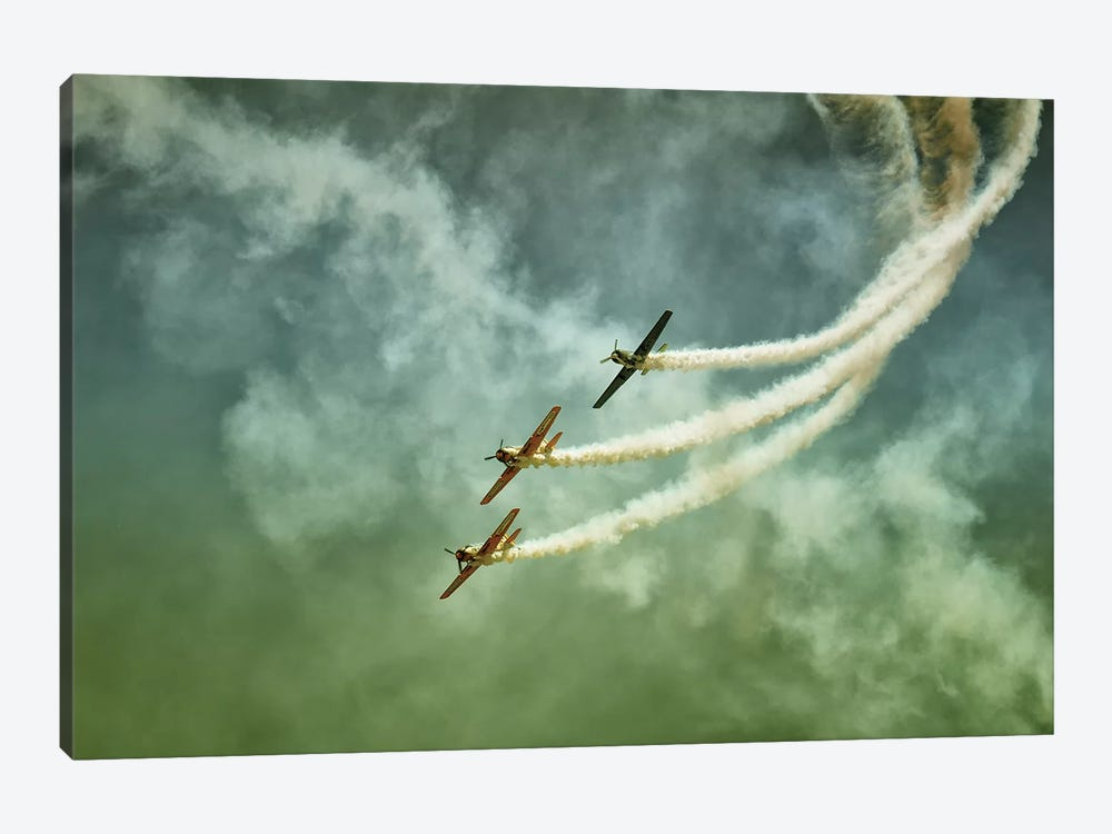 Wartime by Olari Ionut 1-piece Canvas Art