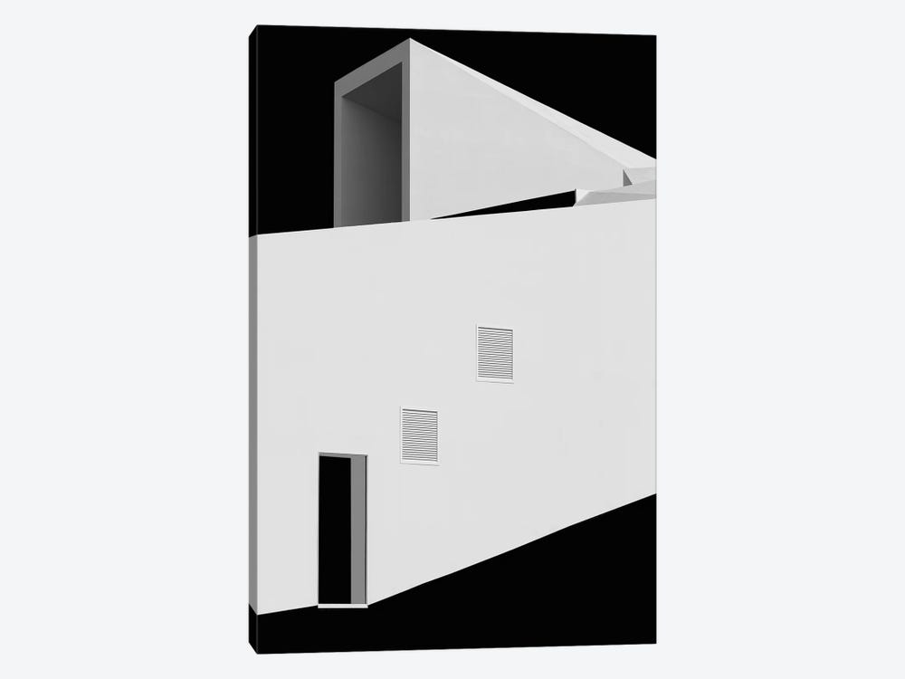 Door And Windows by Olavo Azevedo 1-piece Canvas Print