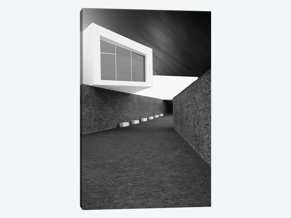 Empty Seats by Olavo Azevedo 1-piece Canvas Artwork