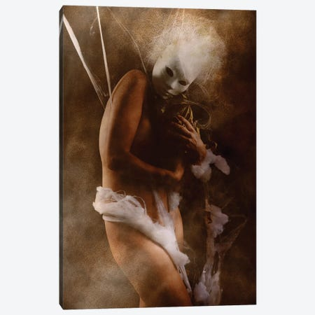 All Hallows Eve Canvas Print #OXM3891} by Olga Mest Canvas Artwork