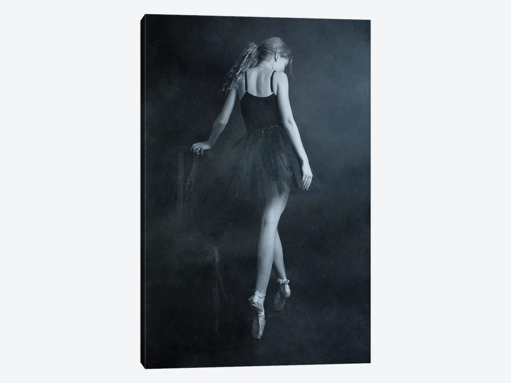 On Tip Toes by Olga Mest 1-piece Canvas Artwork