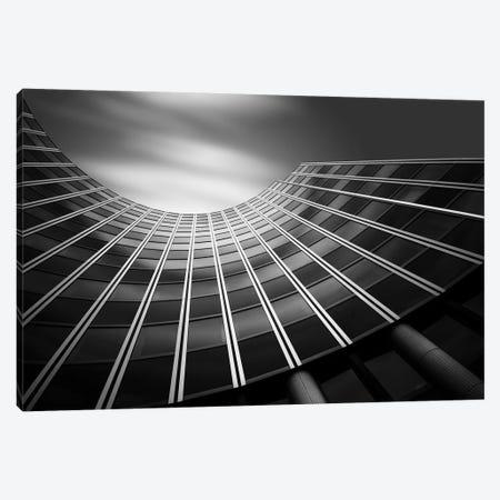 The Wave Canvas Print #OXM3896} by Olivier Schwartz Art Print