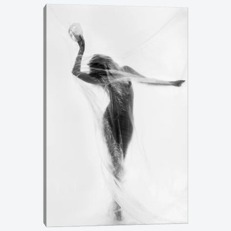 The Mask Dance Canvas Print #OXM3904} by Patrick Odorizzi Art Print