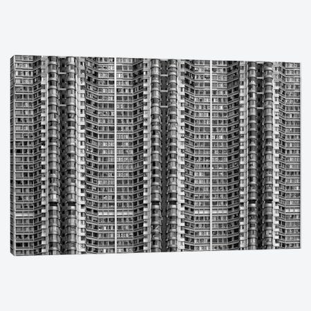 Better Know Where Your Flat Is Canvas Print #OXM390} by Stefan Schilbe Canvas Art