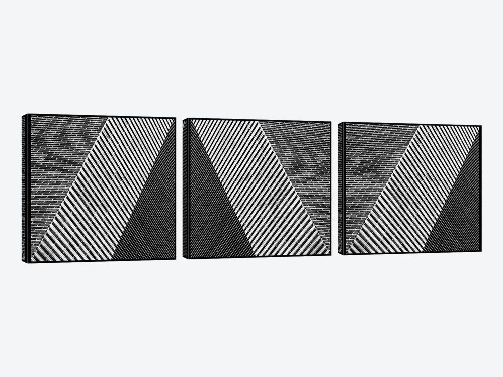 Rolling Dice by Paulo Abrantes 3-piece Canvas Wall Art