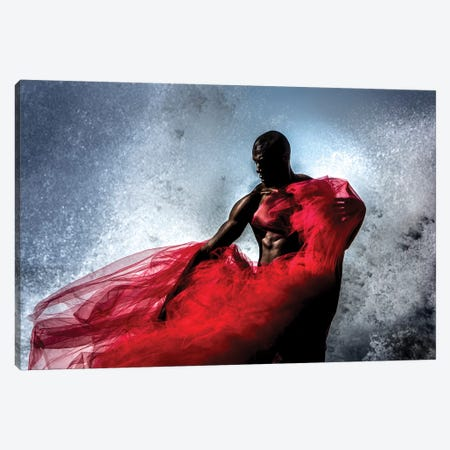 Fire And Water Canvas Print #OXM3921} by Peter Müller Photography Canvas Art
